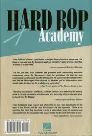 alan goldsher buch hard bop academy the sidemen of art blakey