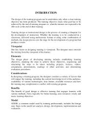 Training Proposal Template Outstanding Training Proposal Template Festooning Documentation 1