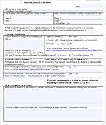 Agreement Templates Business Contract Template 21 Sample Business Contract Templates Word Docs