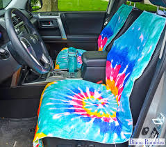 do you need to protect your car seats from wet or dirty summer bos this step by step tutorial shows how to make an easy waterproof seat cover that will