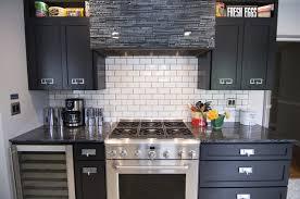 living captivating black subway tile kitchen 8 modwalls rex ray type hood kitchen black quartz subway