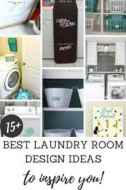 15 plus laundry room design ideas