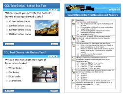 cdl answer sheet california cdl test answers california cdl class a b and c