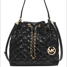 34% off Michael Kors Handbags - Michael Kors Frankie Quilted Large ... & Michael Kors Frankie Quilted Large Shoulder Bag Adamdwight.com