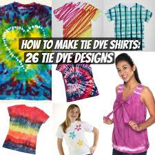 Tie Dye Patterns Impressive Design
