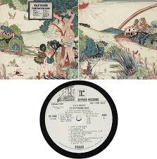 Fleetwood Mac Kiln House vinyl LP album (LP record) US MACLPKI326026
