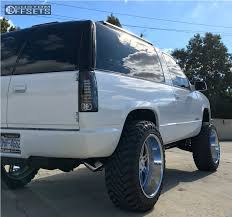 1999 Chevrolet Tahoe Alloy Ion Style 183 Rough Country Suspension ...