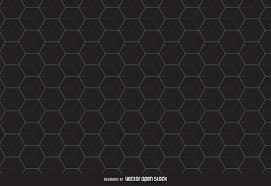 Black Pattern Background Awesome Linear Hexagon Pattern Background Vector Download