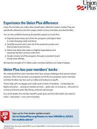 you can feel confident knowing the benefits experts at union plus expertly review every one