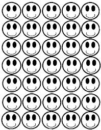 Smiley Face Behavior Chart Printable Smiley Face Background Clipart Smiley Smile Text