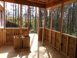 closed in patio ideas screened porch made from pallets ideas closed in porch or indoor porch