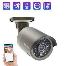 Techage 1080P POE IP kamera 2MP ses ses kayıt Onvif 48V güvenlik CCTV  gözetim kamerası açık IR Cut gece görüş kamera p2P sipariş ~ indirim