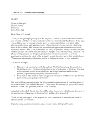 Principal Cover Letter Assistant Principal Cover Letter Letter Of
