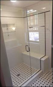 Shower Enclosures with Seat | Glass Shower Enclosures