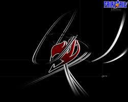 Wallpaper Fairy Tail Dark By Edukiss On Deviantart