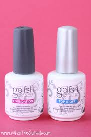 top 10 essential tools for doing gel polish at home top coat and base coat