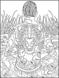 Small Picture Trippy Coloring Pages Printable For Adults Color Zini