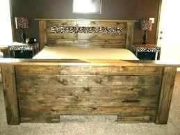 log cabin bed frame – thinklikeme.co