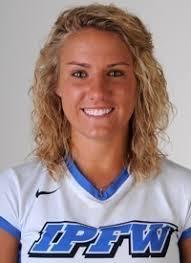 Tessa McGill (10/10/2011) - Athlete Awards - Purdue Fort Wayne ...