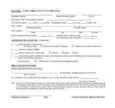 Sick Form Template Self Certification Doctor Certificate For Leave