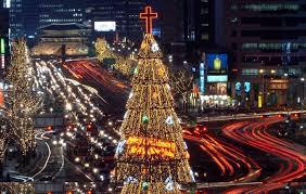 Картинки по запросу Christmas on Korea