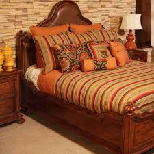 Southwestern Bedroom Furniture Sundance Desert Southwestern Bedding Collection Santa Fe Ranch