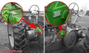 com john deere g tractor information photo of g serial number