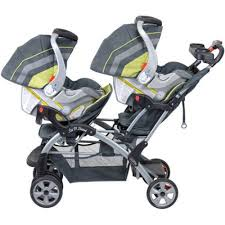baby trend car seat installation double stroller 2 car seats twin twins baby trend combo convertible