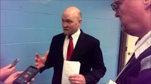 Messalonskee coach Peter McLaughlin - YouTube
