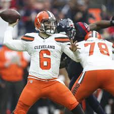 On - Browns By Dawgs Board Cleveland Mayfield Uniforms Nature Baker With New eaddacfeda|The Nice, The Bad, And The Ugly