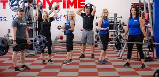 workout anytime personal our club