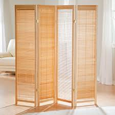 tranquility wooden shutter room divider  hayneedle
