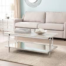 skipton faux marble 2 piece coffee table set