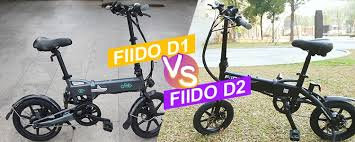 <b>FIIDO D1</b> VS FIIDO D2 Comparison Review: What's the Difference?