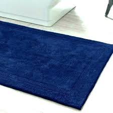 blue plush rug navy baby