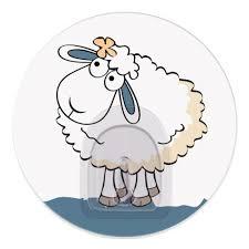 <b>Крючок Tatkraft FUNNY SHEEP</b> LINDA (18679), адгезивный ...