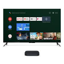 Mi Box S Xiaomi Original, 4K Ultra HD Android TV