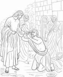 47 Best Blind Bartimaeus Images In 2018 Jesus Heals Sunday School