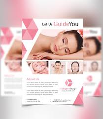 Spa Banner Design Beauty Spa Flyer By Themexriver On Creative Market
