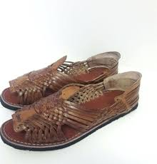 mens huaraches sandals new all leather huarache size household in australia