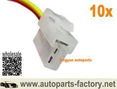 whole gm alternator repair connector 4 pin socket wiring long yue 10pcs alternator plug repair harness connector denso nippondenso kubota 2 pin w lock