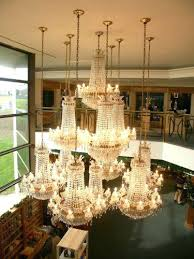 extra large chandeliers chandelier remarkable orb metal eight light hinging