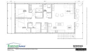 sebring floor plan