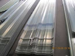 china clear frp roof sheet fiberglass corrugated roofing panels