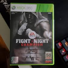 fight night chion toys games