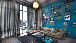 design images decorating lighting small arrangement room blue wall ideas sofas sofa furnitu ceiling unit interior
