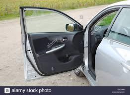 car open door