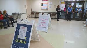 people still seeing persistent delays at driver s license offices ktvb