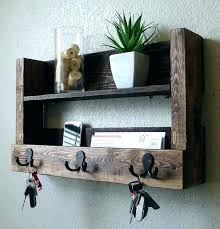 mail key hook holder for wall mail and key organizer for wall entry hall way organizer