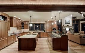 Kitchen With Track Lighting Kitchen Track Lighting To Raise Up The Look Of Your Kitchen